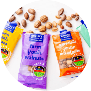 Wallnuts Snacks Healthy Ingredients