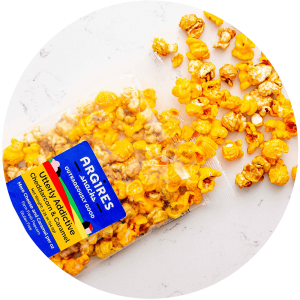 Agires PopCorn More Cheeze & Caramel