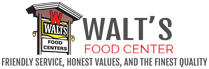 Walt's Food Center Logo